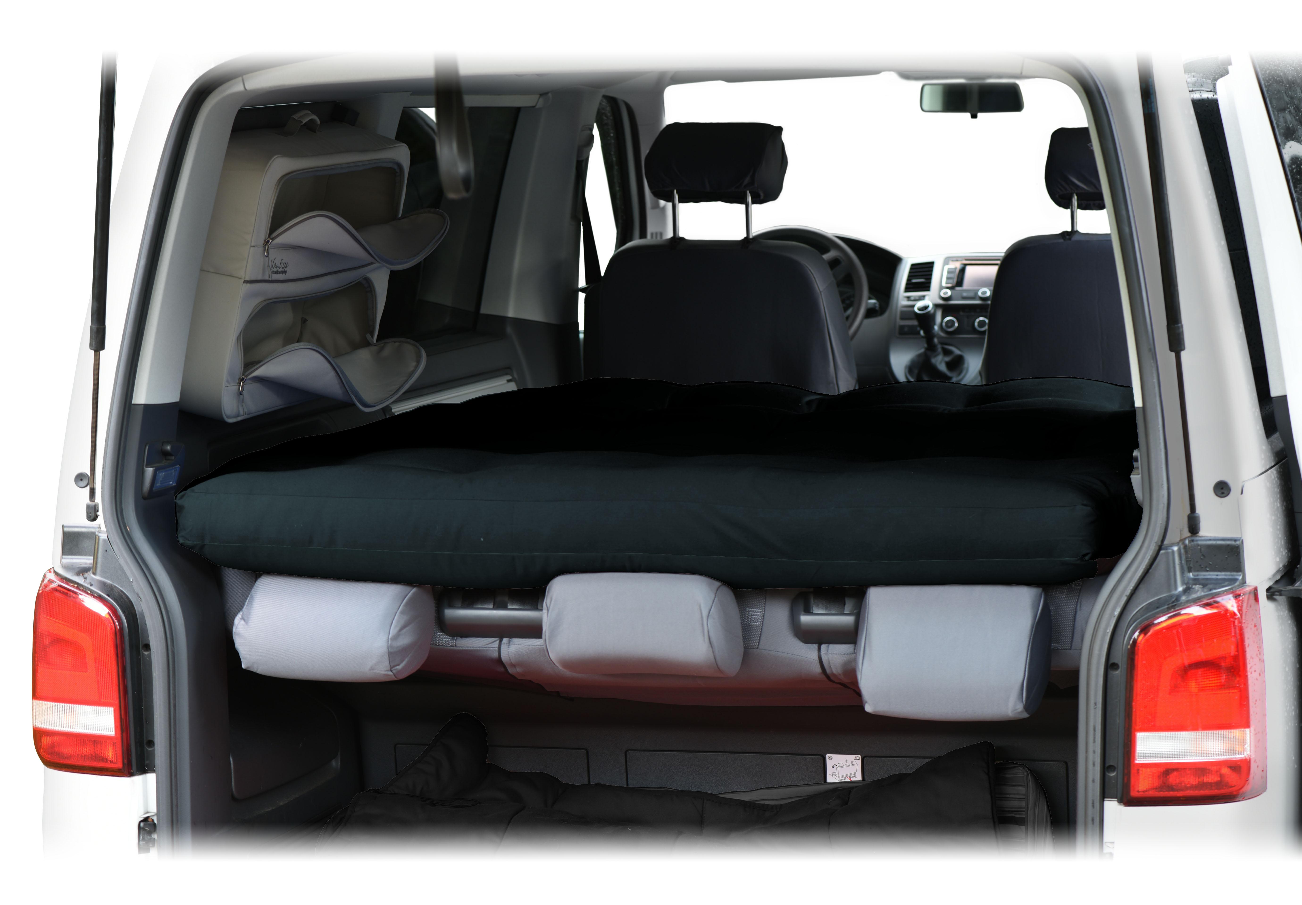 Schlafauflage VW T5//T6 Multivan Bettverlängerung Multiflexboard