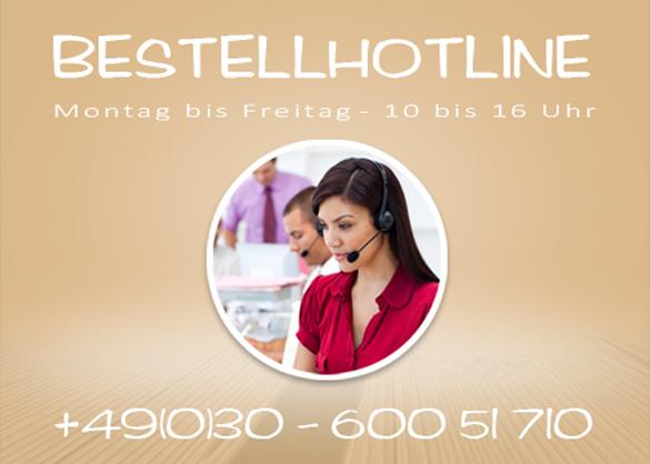 Bestellhotline